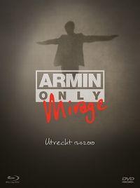 Cover Armin van Buuren - Armin Only - Mirage - Utrecht 13-11-2010 [DVD]